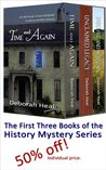 The Time and Again Series Boxed Set (History Mystery #1-3)