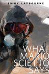 What Mario Scietto Says (Monument 14, #2.5)