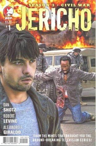 Jericho Season 3 Civil War #1