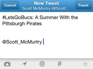 #LetsGoBucs: A Summer With the 2012 Pittsburgh Pirates