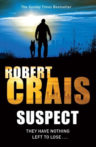 Suspect Scott James Maggie 1 By Robert Crais