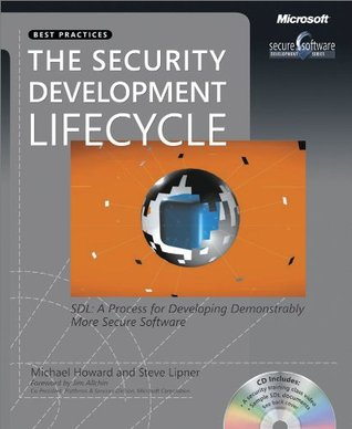Security Development Lifecycle: SDL: A Process for Developing Demonstrably More Secure Software