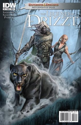 Dungeons & Dragons Legend Of Drizzt Neverwinter Tales #3 Cover A