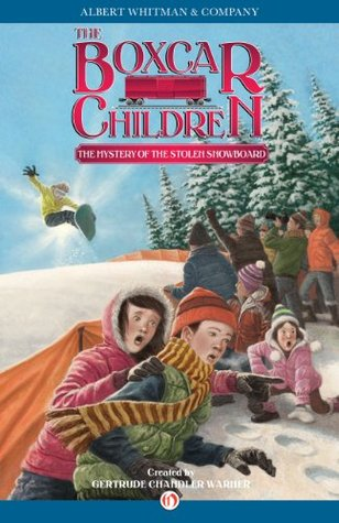 The Mystery of the Stolen Snowboard (The Boxcar Children Mysteries Book 134)