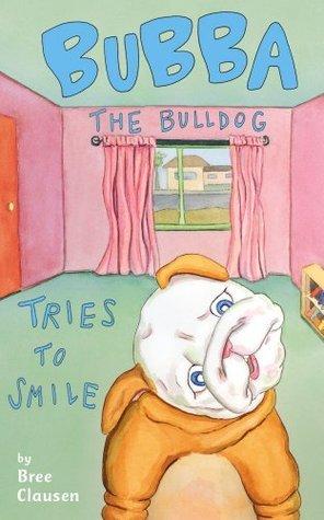 Bubba the Bulldog Tries to Smile