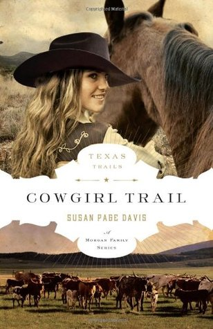 Cowgirl Trail by Susan Page Davis