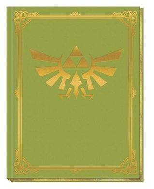 The Legend of Zelda: A Link Between Worlds Collector's Edition - Prima Official Game Guide