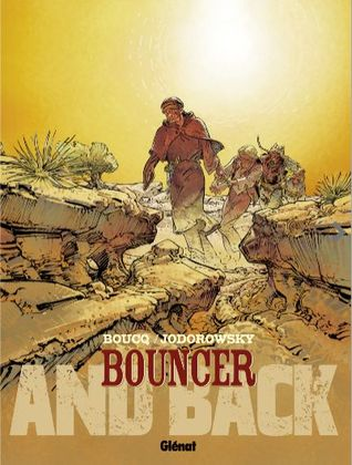 And Back (Bouncer #9)