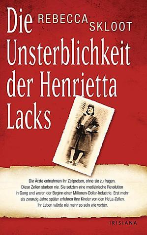 Die Unsterblichkeit der Henrietta Lacks