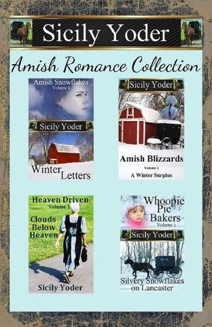 Amish Romance Collection: 1st Volume of 4 Continuing Short Story Serials
