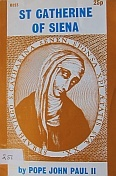 St Catherine of Siena by Pope John Paul II