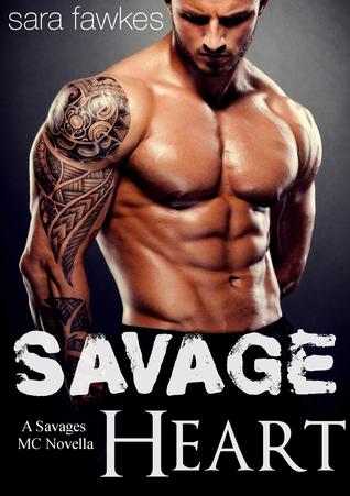 Savage heart by Sara Fawkes