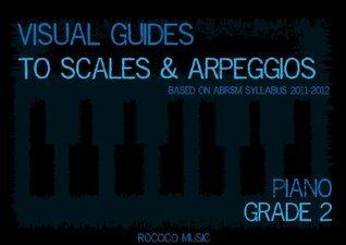 Visual Guides to Scales and Arpeggios Piano Grade 2