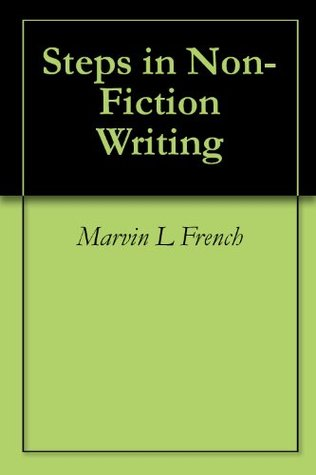 Steps in Non-Fiction Writing