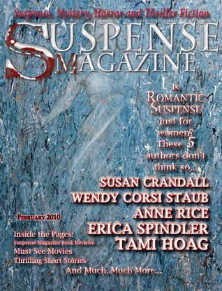 Suspense Magazine February 2010