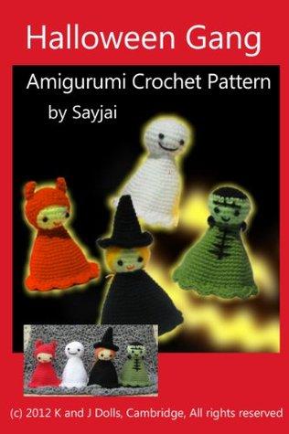 Halloween Gang Amigurumi Crochet Pattern