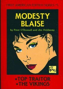 Top Traitor / The Vikings (Modesty Blaise Graphic Novel)