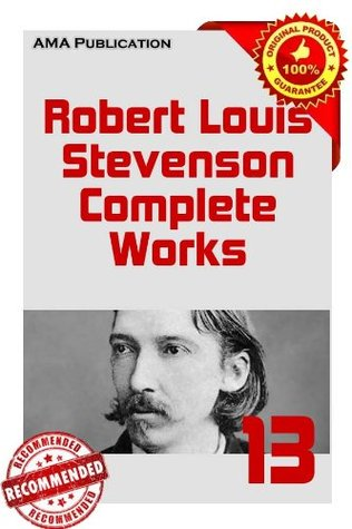 Complete Works of Robert Louis Stevenson Set.13