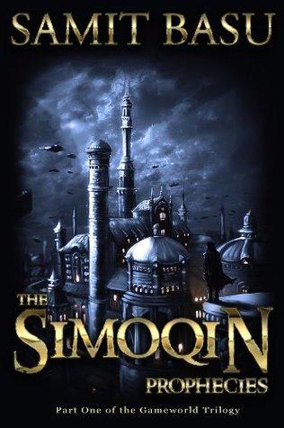 The Simoqin Prophecies (GameWorld Trilogy, #1)