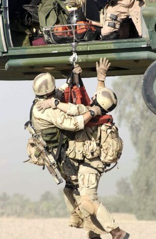 U.S. Air Force Pararescue Operations, Techniques, And Procedures