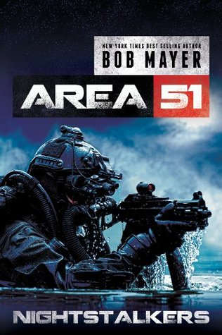 Nightstalkers (Area 51: The Nightstalkers, #1)