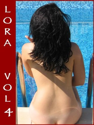 My Sexy Hot European ExGirlfriend Lora In My Garden - Intimate Adult Picture Book (Lora Vol 4)