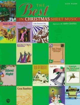 The Best in Christmas Sheet Music / Coates