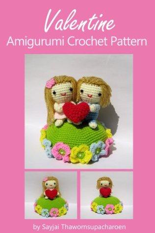 Valentine Amigurumi Crochet Pattern
