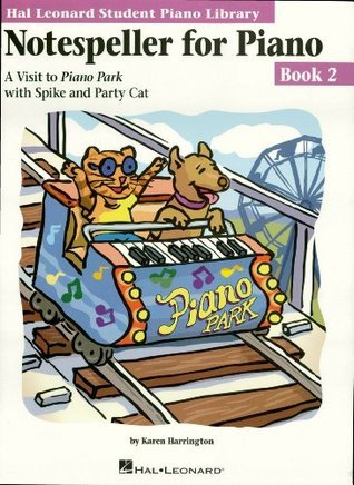 Notespeller for Piano - Book 2: Hal Leonard Student Piano Library