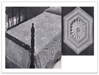 #2736 Marguerite Vintage Crochet Pattern
