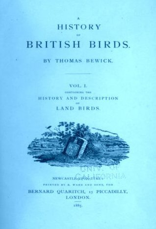 Memorial Edition of Thomas Bewick's Works V1