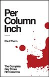 Per Column Inch - The Complete Gay Times HIV Columns