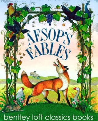 Aesop's Fables Greats - (Over 280 Fables and 60 Illustrations Included Inside)