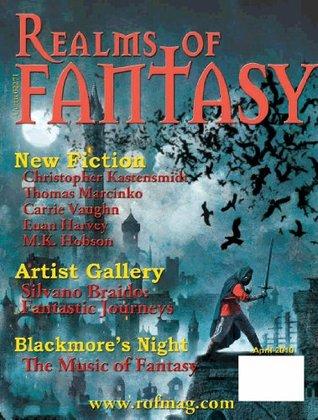 Realms of Fantasy Magazine April 2010