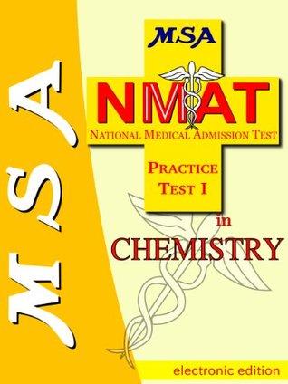 MSA NMAT Practice Test I in Chemistry
