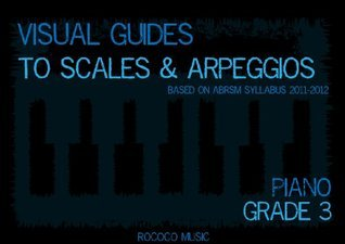 Visual Guides to Scales and Arpeggios Piano Grade 3