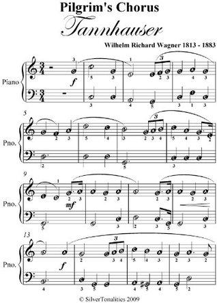 pilgrims-chorus-tannhauser-wagner-easy-piano-sheet-music