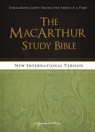 Niv The Macarthur Study Bible Ebook By Anonymous