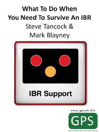 What To Do When You Need To Survive An IBR (Galen Partners Business Guides)