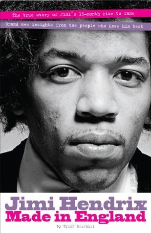 Jimi Hendrix: Made in England