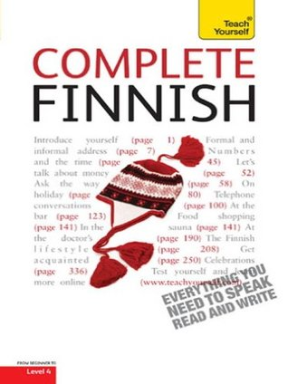 Complete Finnish: Teach Yourself
