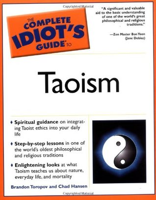 The complete idiots guide to taoism by yusuf toropov fandeluxe Image collections