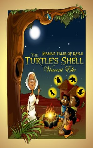 The Turtle's Shell (Mama's Tales of Kanji Book 1)