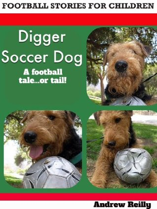 Digger Soccer Dog
