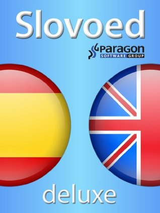 Slovoed Deluxe Spanish-English dictionary