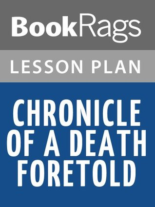 Chronicle of a Death Foretold Lesson Plans