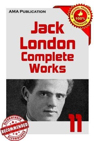 Complete Works of Jack London Set.11