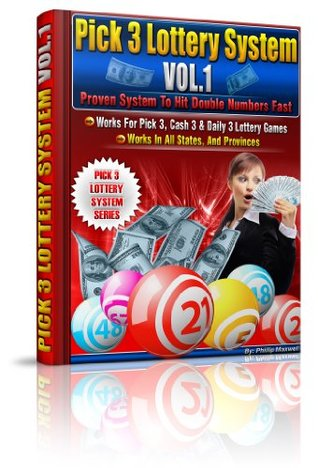 Pick 3 Lottery System Volume 1 (Proven System to Hit Double Numbers Fast)