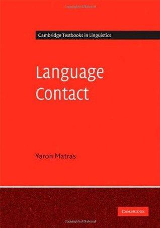 Language Contact (Cambridge Textbooks in Linguistics)