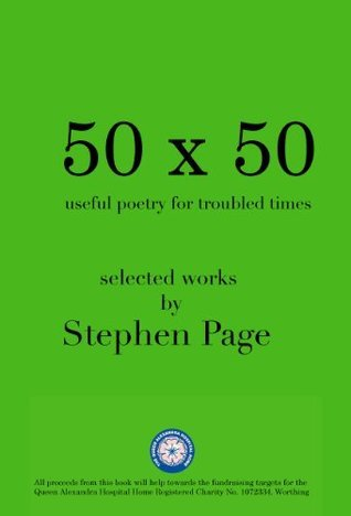 50 x 50 - Useful Poetry For Troubled Times